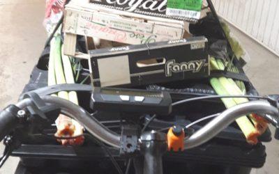 90 kilos : transporter du lourd en vélo cargo!