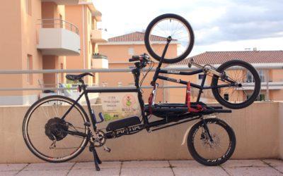 Vélo Cargo: tout transporter sans voiture!