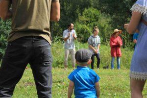 facilitation de groupe aux rencontres nationales permaculture 2017
