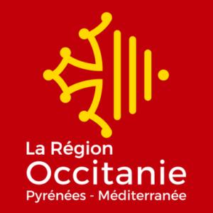 logo de la region occitanie
