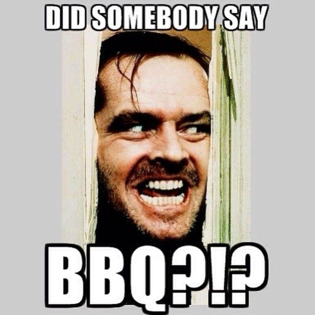 Jack Nicholson a si faim qu'il casse les portes pour chercher le barbecue
