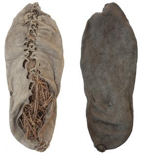 chaussures stylées du passé