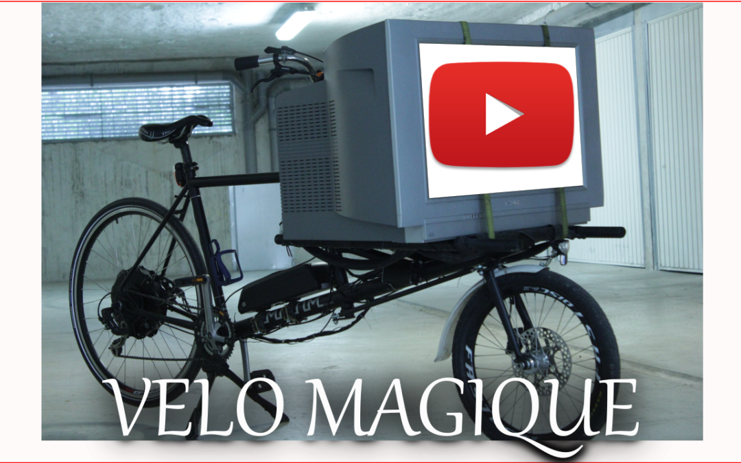 miniature de la vidéo youtube sur le vélo cargo