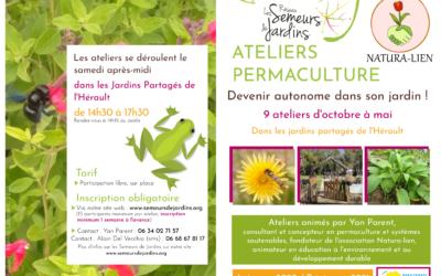 """Atelier """"Gérer un jardin partagé : l'harmonie du groupe"""""""