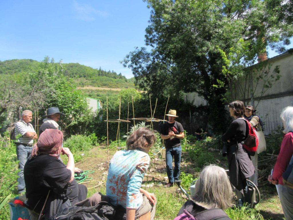 ateliers-formations autour du jardinage naturel